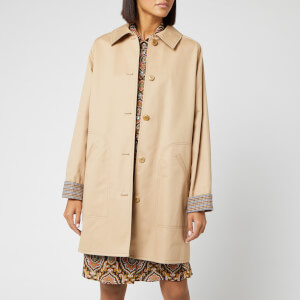 A.P.C. Women's India Trench Coat - Beige