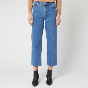A.P.C. Women's Sailor Jeans - Indigo