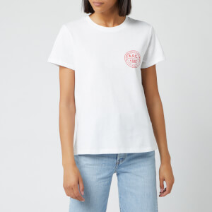 A.P.C. Women's Tess T-Shirt - White