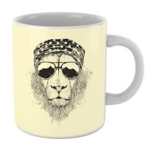 Bandana Lion Mug