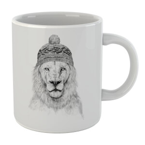 Lion With Hat Mug