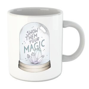 Show Them Your Magic Mug