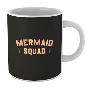 Mermaid Quad Mug