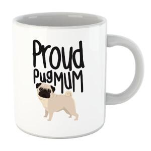 Proud Pug Mum Mug