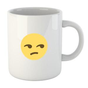 Side Eye Face Mug