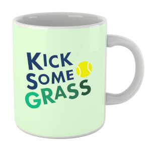 Kick Some Grass Mug