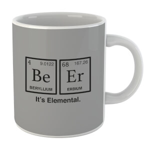 Be Er It's Elemental Mug