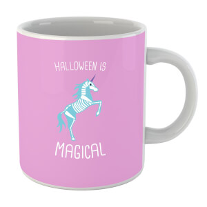 Unicorn Skeleton Mug