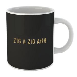 Zig A Zig Ahh Mug