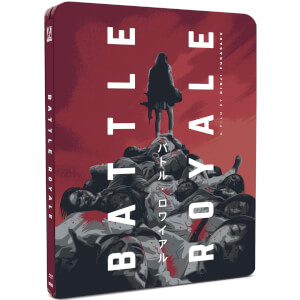Battle Royale - Steelbook Edición Limitada Exclusivo de Zavvi