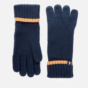 Joules Women's Snowday Gloves - French Navy