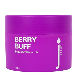 Skin Juice Berry Buff Body Scrub 200ml