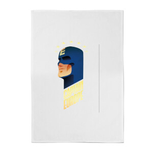 Captain Europe Cotton Tea Towel