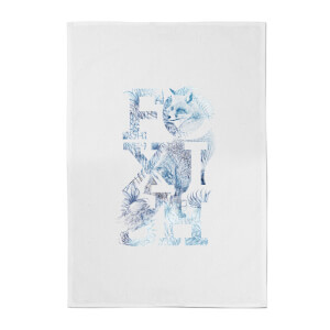 Foxish Cotton Tea Towel