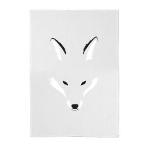 Foxy Shape Cotton Tea Towel