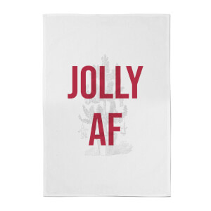 Jolly AF Cotton Tea Towel