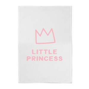 Little Princess Cotton Tea Towel