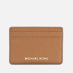 Michael Kors Women's Money Pieces Card Holder - ACORN