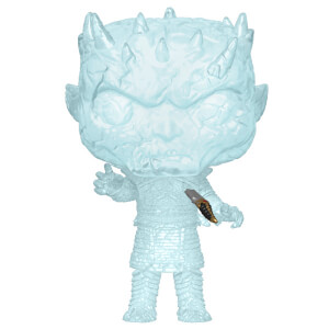 Game of Thrones Crystal Night King with Dagger in Chest Pop! Vinyl Figure