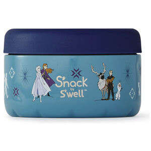 S'ip by S'well Disney Frozen Adventure Multi Character Food Container 10oz