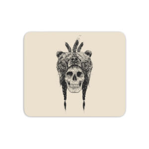Bear Head Mouse Mat