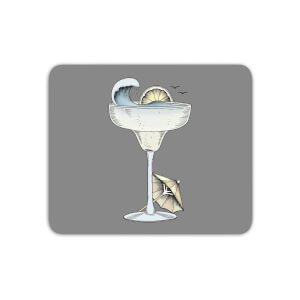 Summer Cocktail Mouse Mat