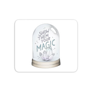 Show Them Your Magic Mouse Mat