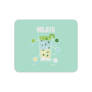 Mojito Mouse Mat
