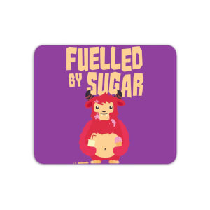 Fuelled By Sugar Mouse Mat