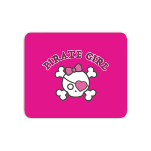 Pirate Girl Mouse Mat