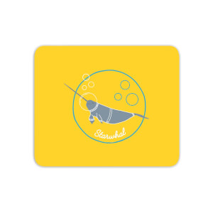 Starwhal Mouse Mat