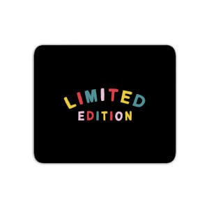 Limited Edition Mouse Mat