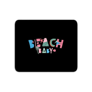 Beach Baby Mouse Mat