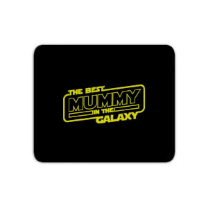 Best Mummy In The Galaxy Mouse Mat