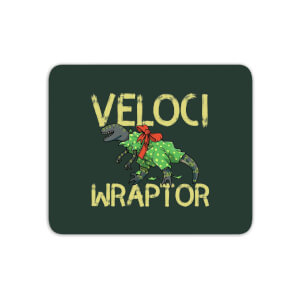 Veloci Wraptor Mouse Mat