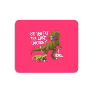 Dinosaur Unicorn Mouse Mat