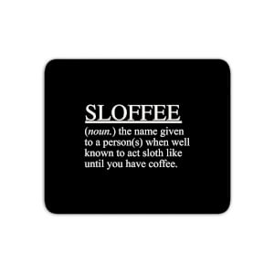 Sloffee Mouse Mat