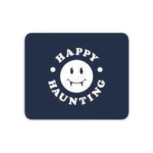 Happy Haunting Mouse Mat