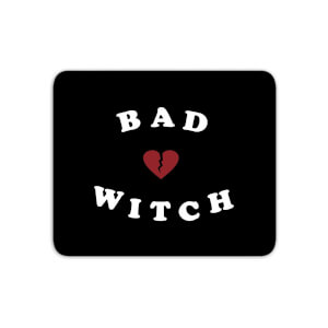 Bad Witch Mouse Mat