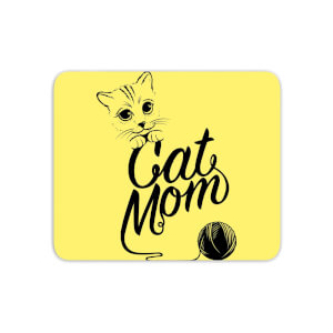 Cat Mom Mouse Mat