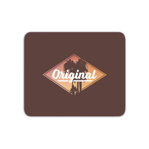 Original Palm Trees Mouse Mat