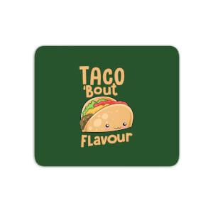 Taco 'Bout Flavour Mouse Mat