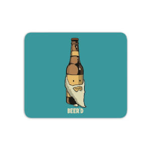 Beer'd Mouse Mat