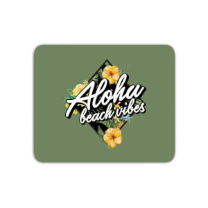 Aloha Beach Vibes Mouse Mat