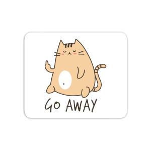 Go Away Mouse Mat