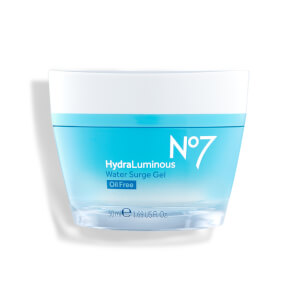 Boots No7 HydraLuminous Water Surge Gel 50ml