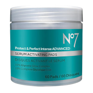 Boots No7 Protect and Perfect Intense Advanced Serum Activating Pads (60 Pads)
