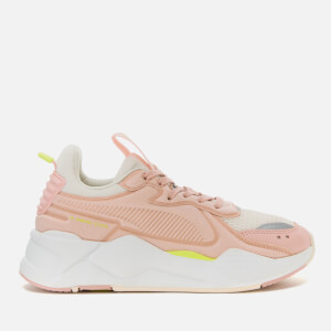 Puma Women's RS-X Soft Case Trainers - Bridal Rose/Pastel Parchment