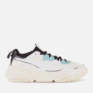 Puma Women's Nova 2 Trainers - Puma White/Pastel Pachment