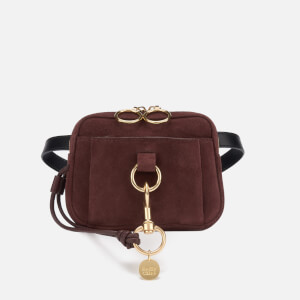 See By Chloé Women's Tony Belt Bag - Burgundy